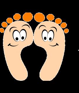 Help mijn voeten doen pijn